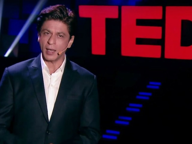 Shah Rukh Khan begins shoot for 'TED Talks' season 2!