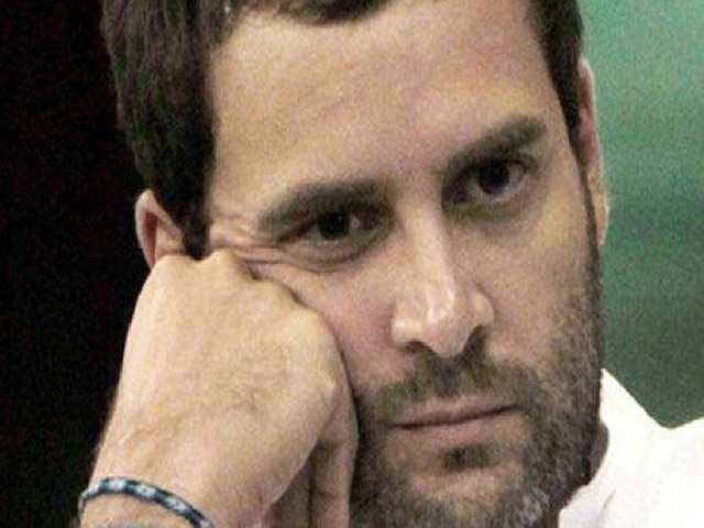 Congress leaders, spokespersons WON'T appear on TV debates for one month