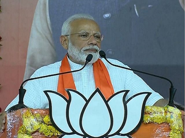 Many people made fun of me when I said BJP will get 300+ seats: PM Modi in Ahmedabad