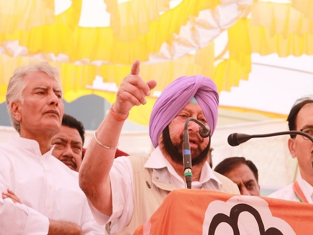 Jakhar's resignation totally unnecessary, can't be blamed for Gurdaspur defeat: Punjab CM