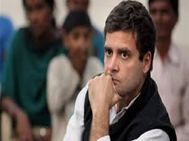 Rahul Gandhi to meet top Congress leaders amid crisis over his decision to step down as party president