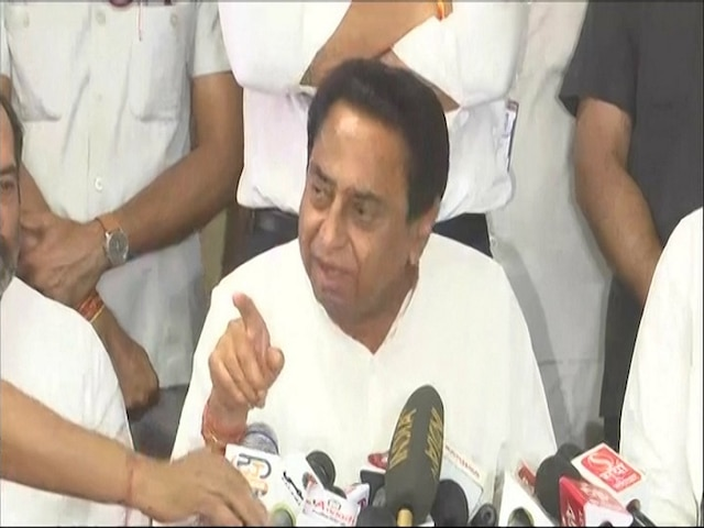 MP: On alleged hawala scam, Kamal Nath says 'attempt to distract attention from good work'
