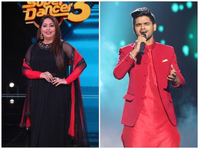 Super Dancer Chapter 3: 'Superstar Singer' captain Salman Ali makes Geeta Kapoor's dream come true on Sony TV show!