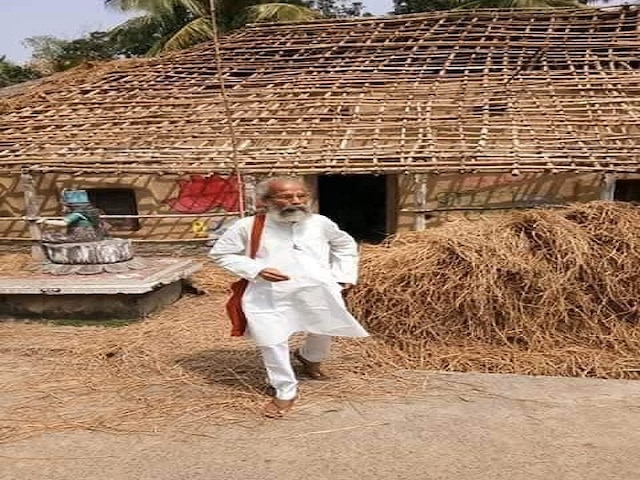 Cabinet 2.0, Meet Pratap Sarangi - Odisha's Modi  Who Lives In A Mud House