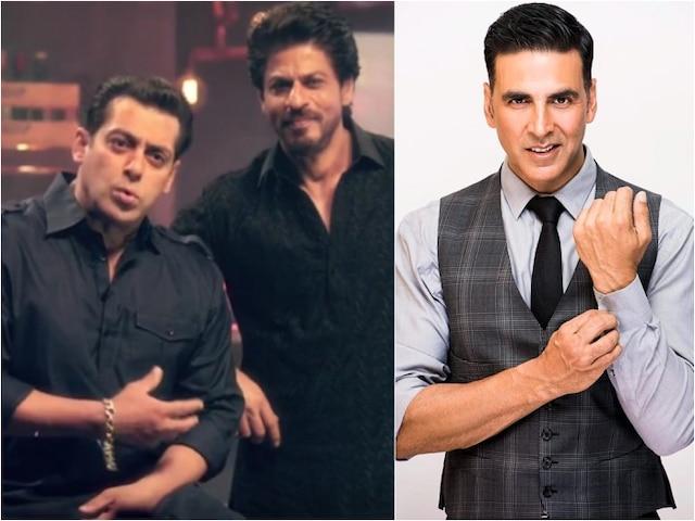 Akshay Kumar beats Salman, SRK to secure top spot in list of popular Bollywood actors outside India