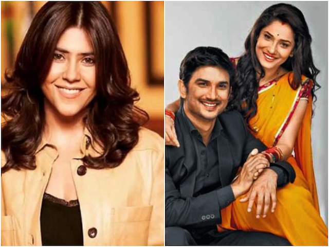 Did you know Pavitra Rishta was the remake of Thirumathi Selvam, Ekta Kapoor & Ankita Lokhane share posts as show completes 10 years