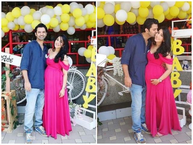 'Iss Pyaar Ko Kya Naam Doon' actor Barun Sobti & wife to welcome their first child in July!