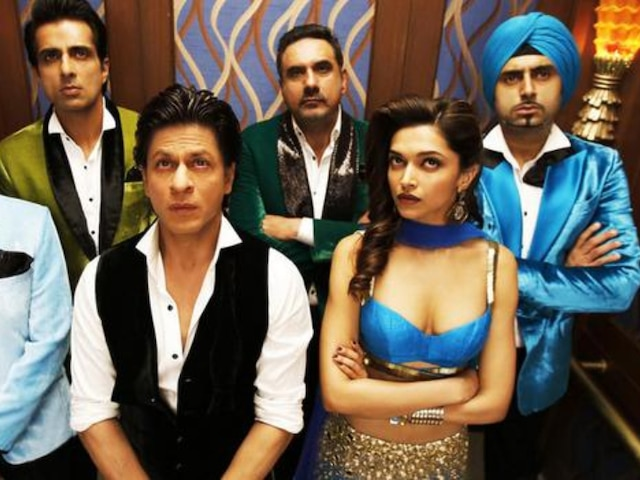 Sequel time- Abhishek Bachchan tells Shah Rukh Khan, Deepika Padukone & 'Happy New Year' cast