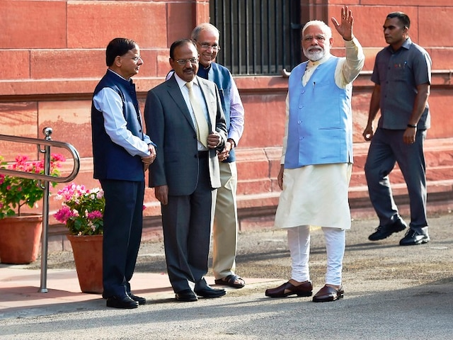 Ajit Doval reappointed National Security Adviser, gets Cabinet rank in Modi 2.0 regime