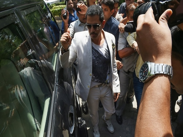 Trouble mounts for Vadra: ED officer probing money laundering case removed over 'laxity' in investigation