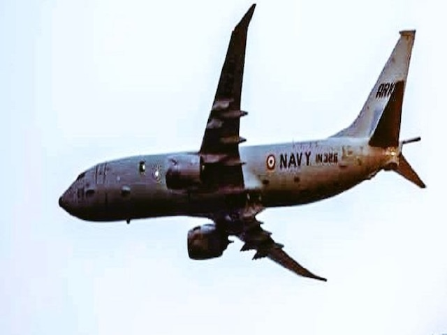 Indian Navy joins search operation for IAF's missing AN-32 transport aircraft