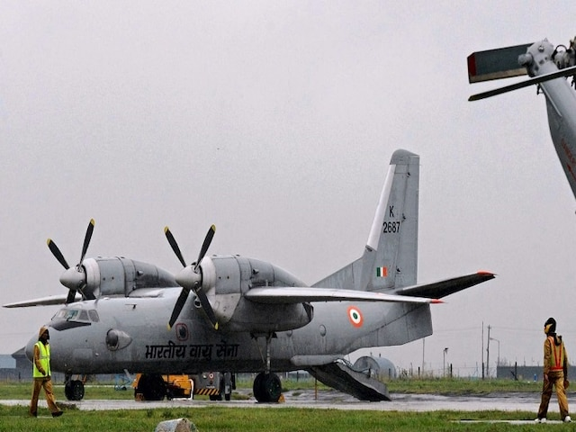 The mysterious disappearance of IAF's AN-32