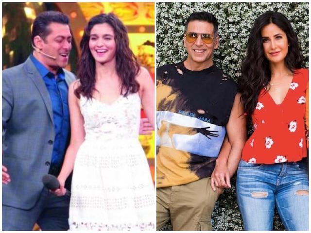 Salman Khan-Alia Bhatt's 'Inshallah locked for Eid 2020; To clash with Akshay Kumar-Katrina Kaif's 'Sooryavanshi'!