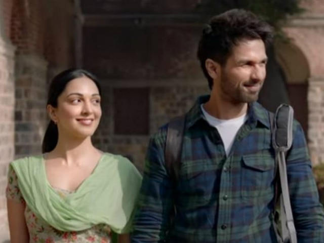 New song 'Mere Sohneya' from Shahid Kapoor-Kiara Advani's 'Kabir Singh' out! Watch VIDEO INSIDE!