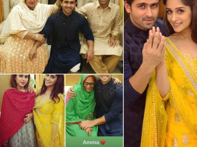 Eid 2019: TV couple Shoaib Ibrahim & Dipika Kakar EID celebration with family pics!