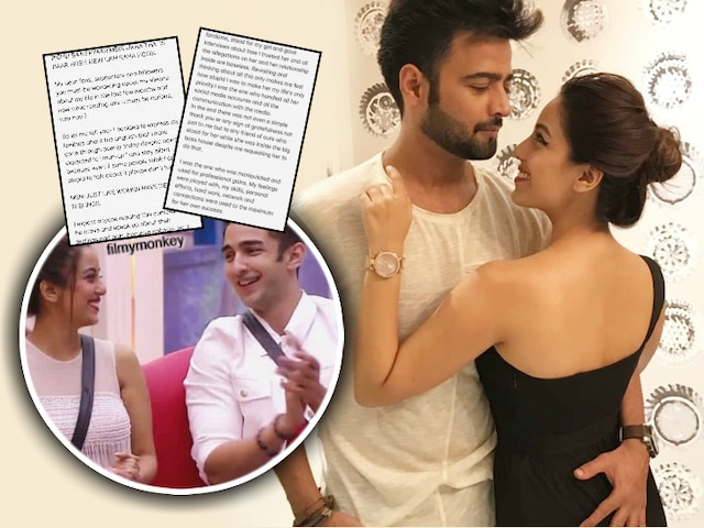 'Bigg Boss 12' contestant Srishty Rode's ex-boyfriend Manish Naggdev OPENS UP on their break-up, Alleges she manipulated him!