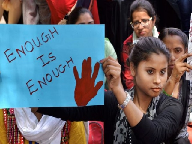 Another Minor Raped In Aligarh