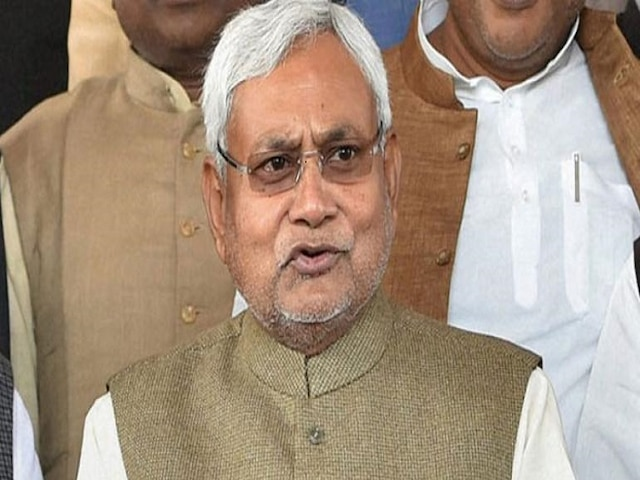 No rift with BJP, all well in NDA: Nitish Kumar