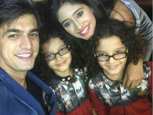 'Yeh Rishta Kya Kehlata Hai' child actors Shreshth and Shubh Saxena aka Luv-Kush exit Mohsin Khan-Shivangi Joshi's show!