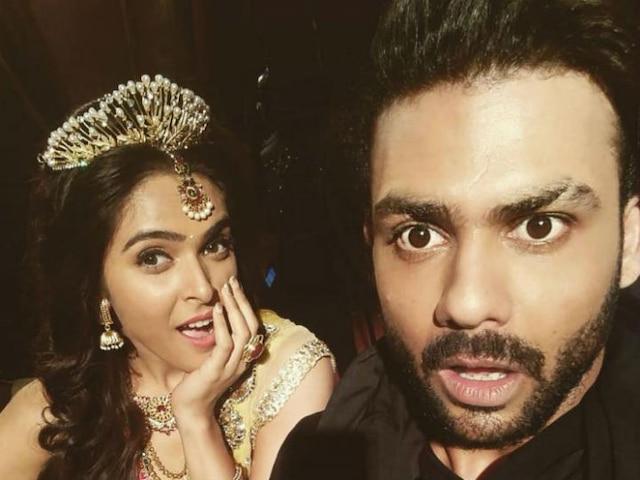 Nach Baliye 9: EX TV couple Vishal Aditya Singh-Madhurima Tuli shoot for the promo