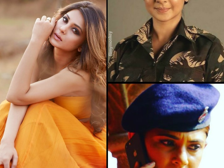 FIRST LOOK Of Jennifer Winget As Army Officer In Web ...