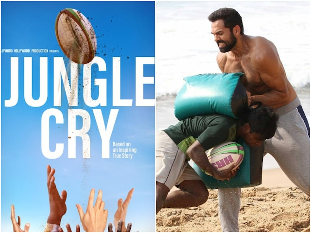 Abhay Deol's 'Jungle Cry' the story of every person who dares to dream