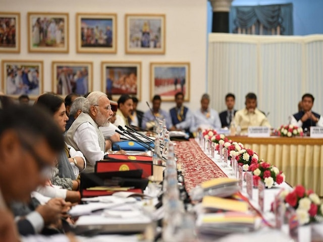 PM Narendra Modi to chair Niti Aayog's fifth Governing Council meeting on Saturday