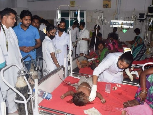 Bihar Encephalitis Deaths: AES toll rises to 115 in Muzaffarpur; Congress says 'national tragedy'