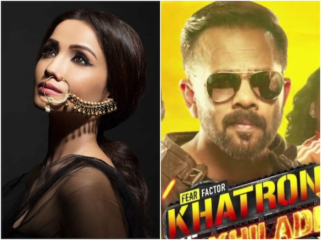 Khatron Ke Khiladi 10: Naagin & Vish Ya Amrit Sitara actress Adaa Khan in Rohit Shetty's show?