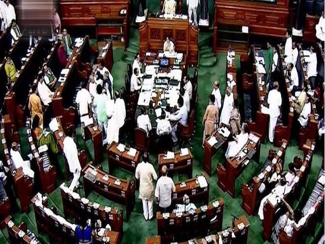 'Jai Shri Ram' to 'Allahu Akbar', 'Jai Maa Durga' to 'Inquilab Zindabad': Frenzied slogans in LS as MPs take oath