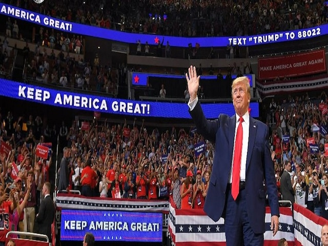 'Keep America Great': Donald Trump launches 2020 re-election bid with mega rally