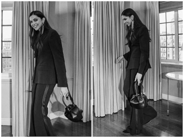 Deepika Padukone talks about her clinical depression at 'The Youth Anxiety Center' event in New York