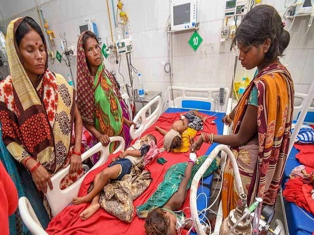 Bihar encephalitis deaths: AES toll climbs to 140; Protesters in Delhi demand resignation of CM Nitish Kumar, health min Mangal Pandey