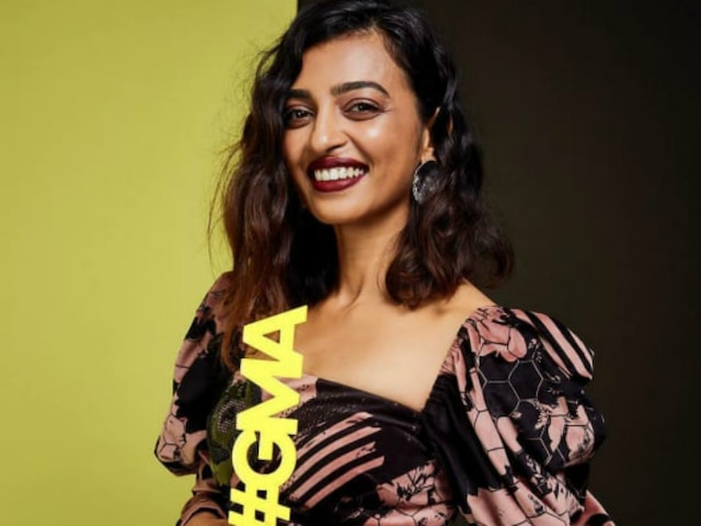 Indie star Radhika Apte wins 'Digital Disruptor of the Year' at Grazia Millennial Awards!