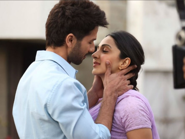 Shahid Kapoor-Kiara Advani Kabir Singh MOVIE REVIEW