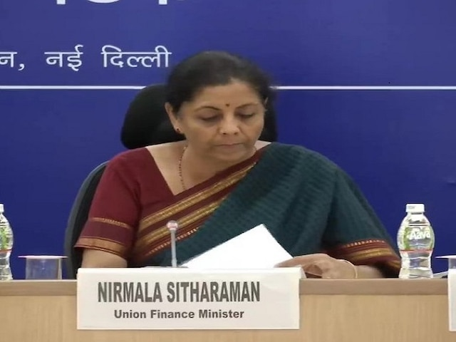 Union Finance Minister Nirmala Sitharaman holds pre-budget meeting with FMs of all states