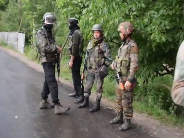 Shopian Encounter: Two terrorists killed in gunfight between security forces, militants in Jammu and Kashmir