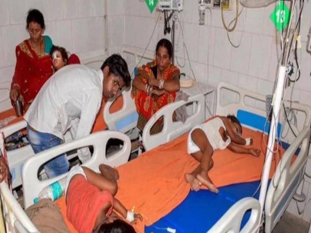 Bihar Encephalitis Deaths: AES death toll mounts to 129 in Muzaffarpur