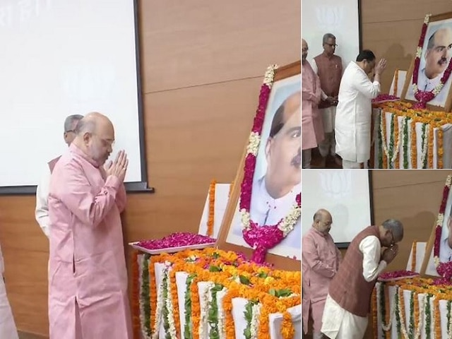 Shyama Prasad Mukherjee Death Anniversary: Heartfelt tributes paid to the progressive thinker by PM Modi, other BJP leaders