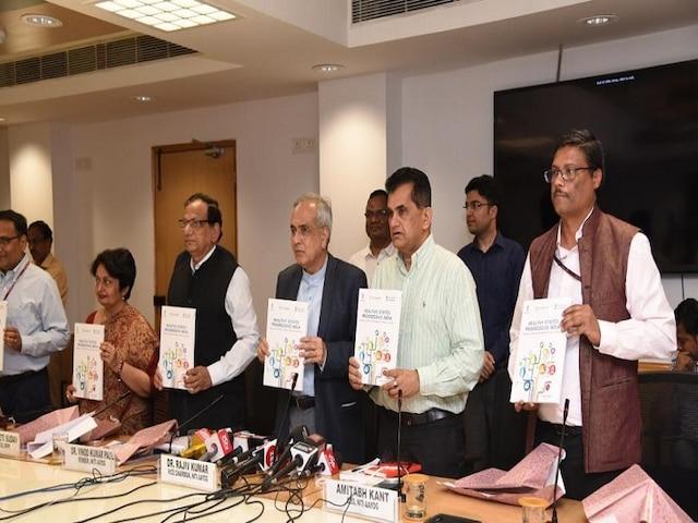 Kerala Tops Health Rankings, Uttar Pradesh Worst Performer: NITI Aayog Health Index