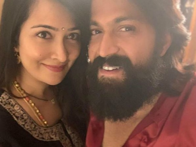 'KGF' actor Yash & wife Radhika Pandit expecting their second child!