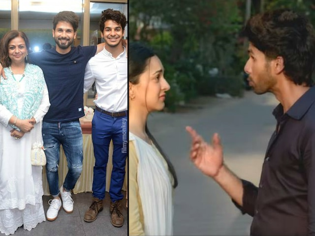 Kabir Singh: After brother Ishaan Khatter, now mom Neelima Azeem defends Shahid Kapoor on social media