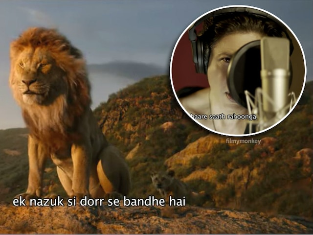 'The Lion King' Hindi Teaser: Fans give a thumbs up to SRK's voice as 'Mufasa' in their reaction, Await eagerly now to hear Aryan Khan as 'Simba'!