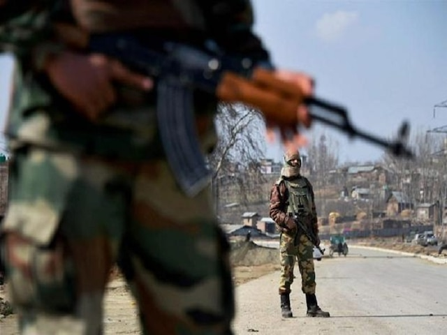 Budgam Encounter: Hizbul Mujahideen Militant Killed In Gunfight With Security Forces In Jammu and Kashmir
