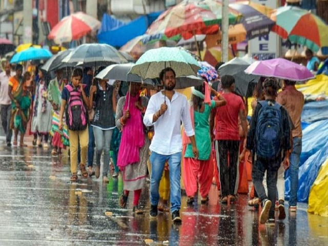 Monsoon In India: Heavy Rains Batter South Gujarat; Valsad Gets 203 mm In 10 Hours