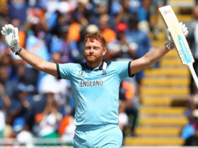 IND vs ENG, ICC World Cup 2019: Bairstow's ton powers England to 337/7 at Edgbaston