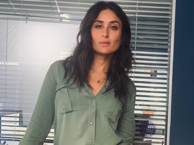 Kareena Kapoor Khan's FIRST LOOK From Angrezi Medium OUT! Bebo Slays In Her Cop Avatar