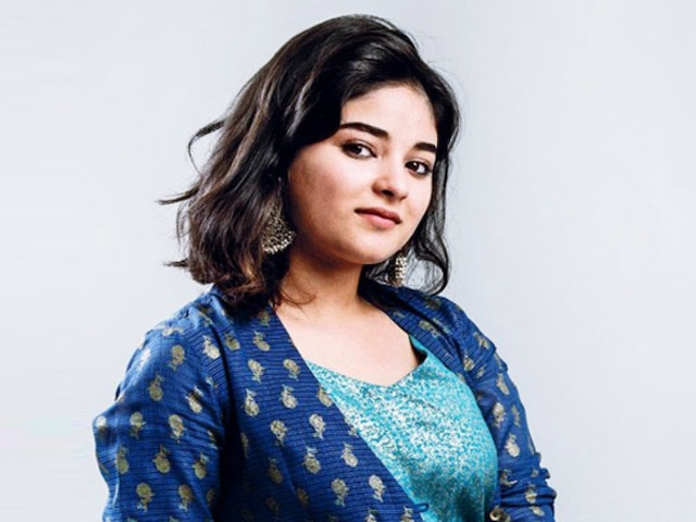 Bollywood celebs react to Zaira Wasim's decision to quit with 'caution, good wishes'