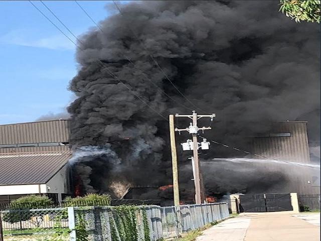 US: Plane crashes in Dallas-area; all ten people aboard dead