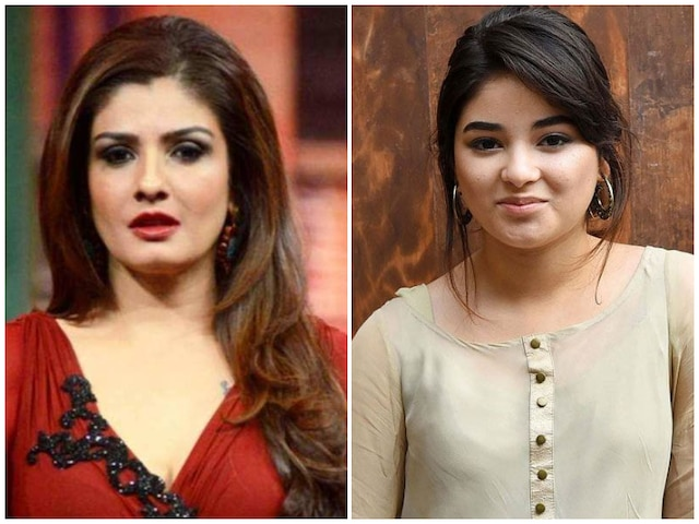 Raveena Tandon Criticises Zaira Wasim As She Quits Bollywood; Asks Her To Keep Regressive Views To Herself